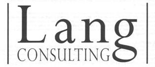 Lang Consulting